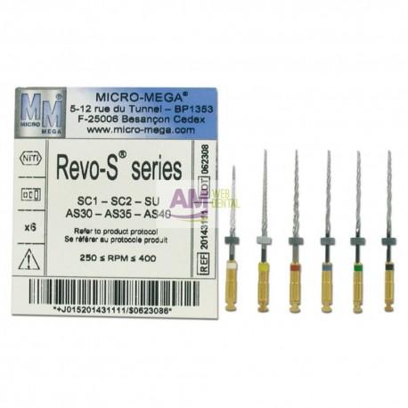 LIMAS REVO-S AS 40 25mm -- MICROMEGA