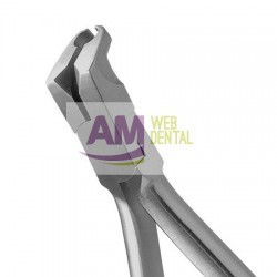 ALICATE PARA DESPEGAR BRACKETS ANGULADO 678-220L -- HU-FRIEDY