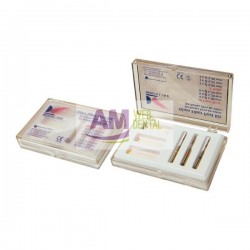 KIT POSTES ENDO POST GLASS -- MEDICALINE
