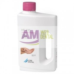 HD 435 JABON DE MANOS 2,5 l. -- DURR DENTAL