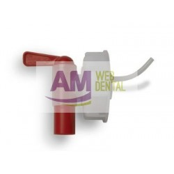 GRIFO DISPENSADOR PARA BIDON 10l. -- DURR DENTAL