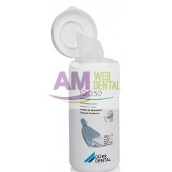 TOALLITAS DESINFECTANTES FD 350 LEMON BOTE -- DURR DENTAL