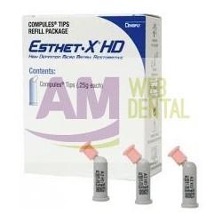 ESTHET-X HD REPOSICION 10 COMPULES -- DENTSPLY