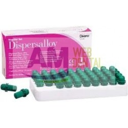 DISPERSALLOY REGULAR N.2-50 CAPSULAS x 600mg. -- DENTSPLY
