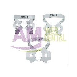 CLAMP CON ALA N.1-2-7 -- ASA