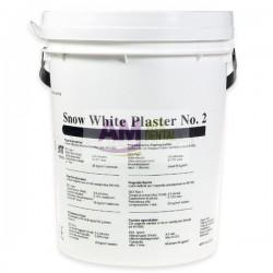 SNOW WHITE PLASTER 2 EXTRABLANCO 4,5kg. -- KERR HAWE