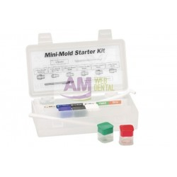 KIT MINI MOLDES PARA BOTONES LINGUALES -- G&H WIRE