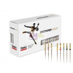 LIMAS PROTAPER GOLD -- MAILLEFER