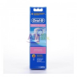 RECAMBIO SENSITIVE EB-17 SENSITIVE CLEAN -- ORAL B