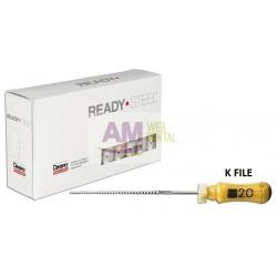 LIMAS K COLORINOX Nº 06-10 Y 45-100 31mm -- MAILLEFER
