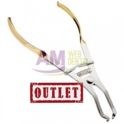 OUTLET!!! FORCEPS PALODENT 659810 -- DENTSPLY