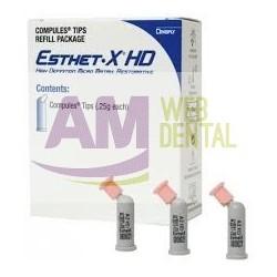 ESTHET-X HD REPOSICION 20 COMPULES -- DENTSPLY