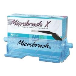 MICROBRUSH X APLICADOR LARGO PARA CANALES -- MICROBRUSH