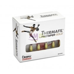THERMAFIL PARA PROTAPER GOLD 6 uds. -- MAILLEFER
