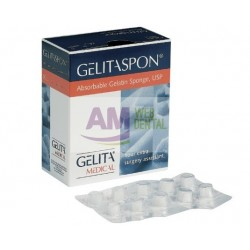 GELITASPON ESPONJAS HEMOSTATICAS 5 X 10 UD.