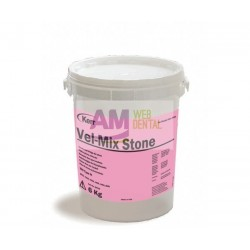 VEL-MIX STONE ROSA 6kg. -- KERR HAWE