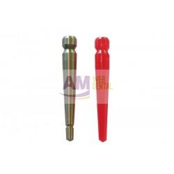 POSTES PIVOMATIC MOOSER CALCINABLE CONICO 12mm 100 UD -- PIVOMATIC
