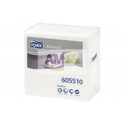 SERVILLETAS ADVANCED 2 CAPAS BLANCAS (4800 u.) -- TORK