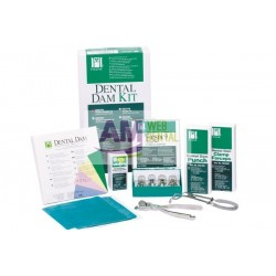 KIT DENTAL DAM HYGENIC -- HYGENIC