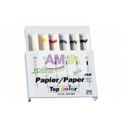 PUNTAS DE PAPEL TOP COLOR N.30 -- ROEKO