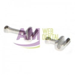 CRIMPABLES HOOK MEDIOS (10u.) -- KDM