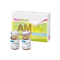 NANOBONE VIAL 1,2 - PARTICULA 1,0mm -- ARTOSS
