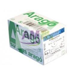 SUTURA ARAGO 3/0 TB-15 SUPRAMID -- ARAGO