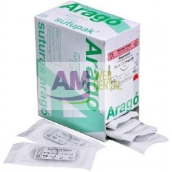 SUTURA NO ABSORBIBLES NYLON UNIFILAR -- ARAGO